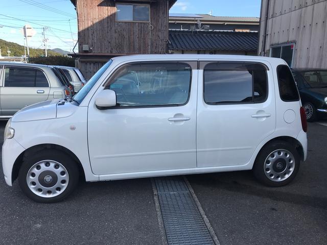 ココアX 軽自動車 パールホワイトIII CVT AC(5枚目)