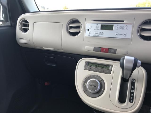 ココアX 軽自動車 パールホワイトIII CVT AC(11枚目)