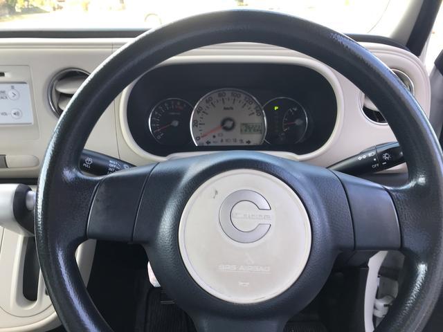 ココアX 軽自動車 パールホワイトIII CVT AC(15枚目)