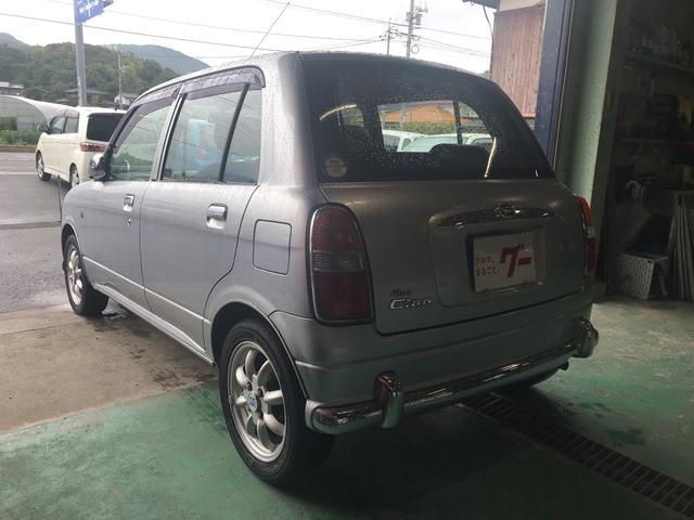 ジーノ 5MT 軽自動車(8枚目)