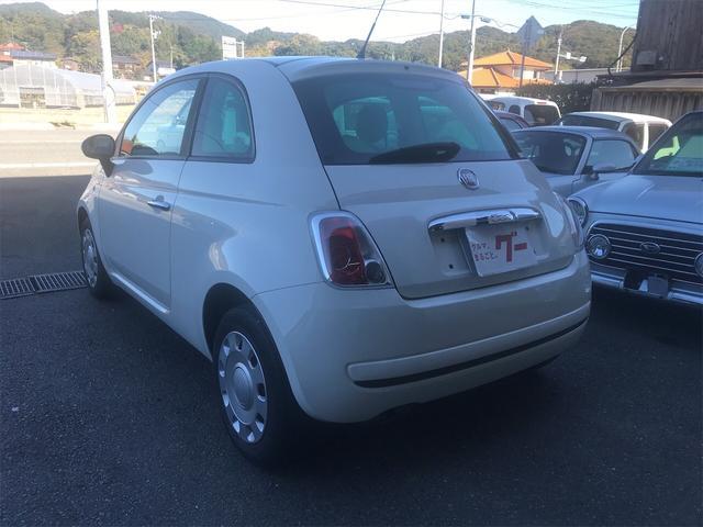 「フィアット」「フィアット 500」「コンパクトカー」「山口県」の中古車6