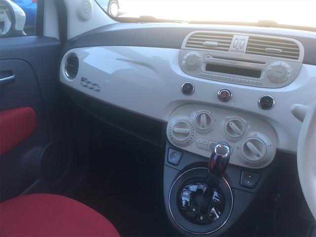 「フィアット」「フィアット 500」「コンパクトカー」「山口県」の中古車11