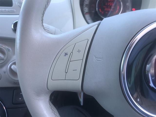 「フィアット」「フィアット 500」「コンパクトカー」「山口県」の中古車19