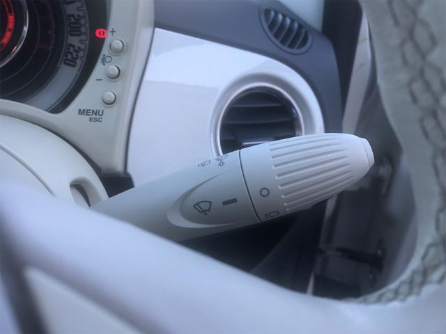 「フィアット」「フィアット 500」「コンパクトカー」「山口県」の中古車21