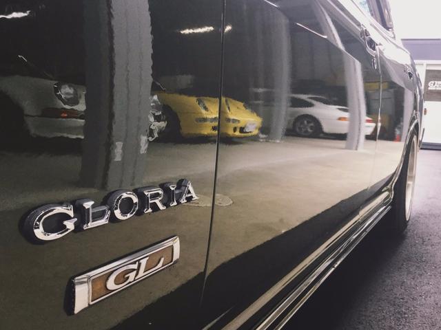 日産 グロリア GL ハードトップ ハヤシホイール ソレックスキャブ