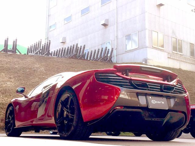マクラーレン マクラーレン 650S スパイダー 正規ディーラー車