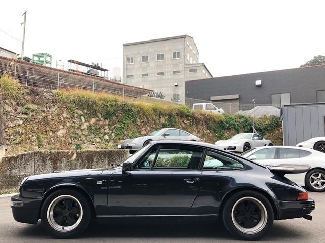 ポルシェ ポルシェ 911カレラ3.2 本国仕様 元色 原動機型式63