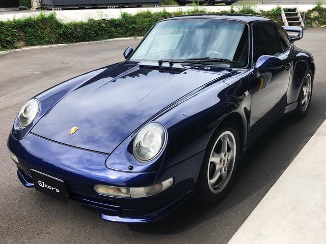 ポルシェ ポルシェ 911カレラ エアロバージョン 限定車 オリジナル 6MT