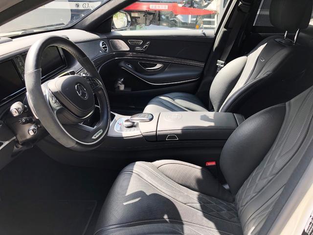 メルセデス・ベンツ M・ベンツ S63 AMG 4マチックロング ショーファー ダイナミック