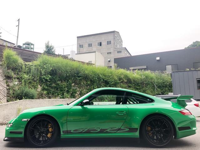 911GT3RS 正規ディーラー車 シグナルグリーン(6枚目)