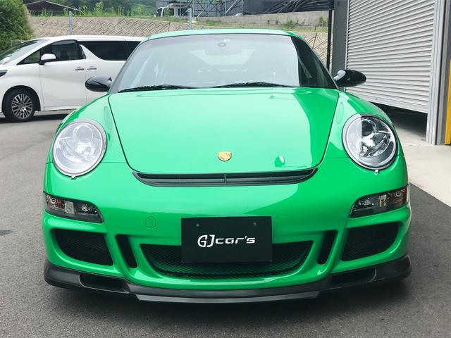 911GT3RS 正規ディーラー車 シグナルグリーン(8枚目)