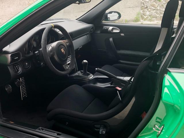 911GT3RS 正規ディーラー車 シグナルグリーン(9枚目)