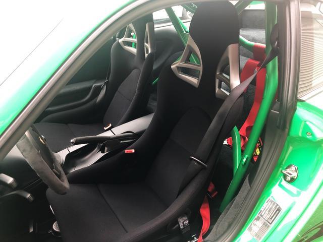 911GT3RS 正規ディーラー車 シグナルグリーン(11枚目)