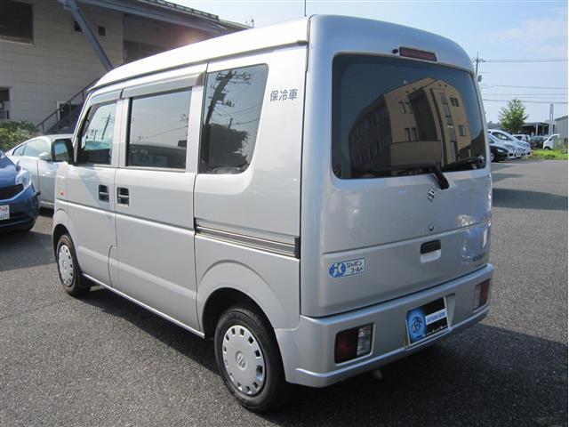 保冷車 4WD キーレス エアコン パワステ パワーウインド(16枚目)