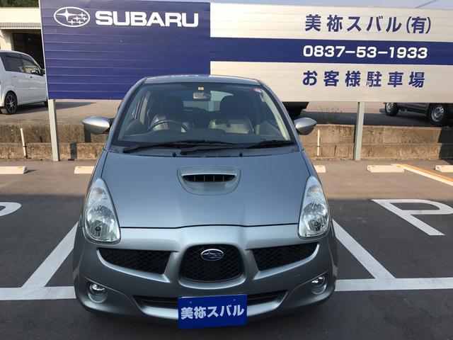 スバル R1 S スーパーチャージャー ナビ付 Goo鑑定付