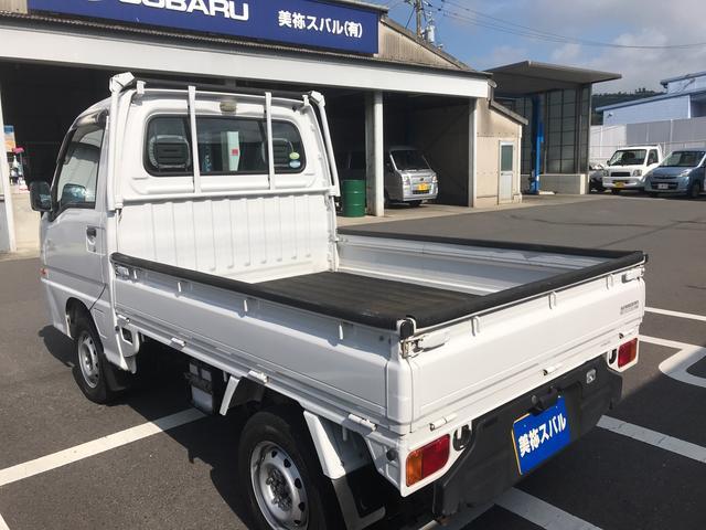 「スバル」「サンバートラック」「トラック」「山口県」の中古車5
