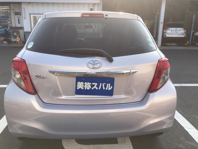 「トヨタ」「ヴィッツ」「コンパクトカー」「山口県」の中古車4