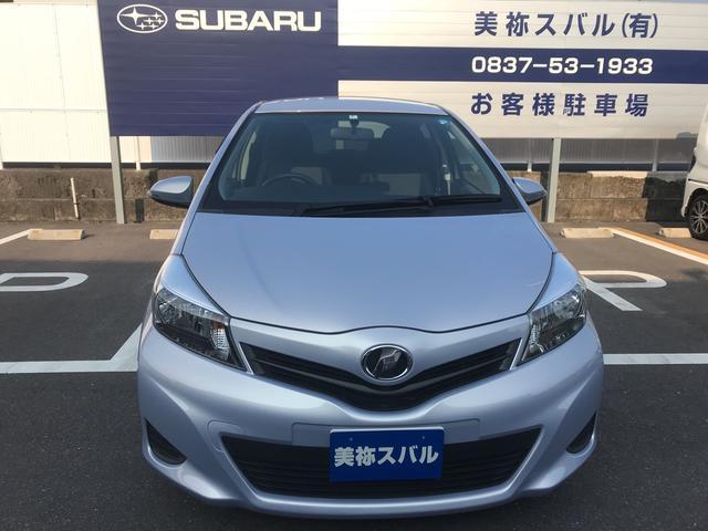 「トヨタ」「ヴィッツ」「コンパクトカー」「山口県」の中古車8
