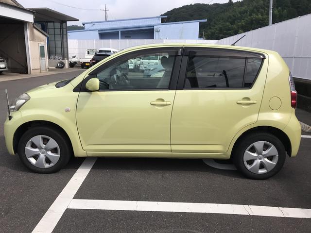 「トヨタ」「パッソ」「コンパクトカー」「山口県」の中古車6