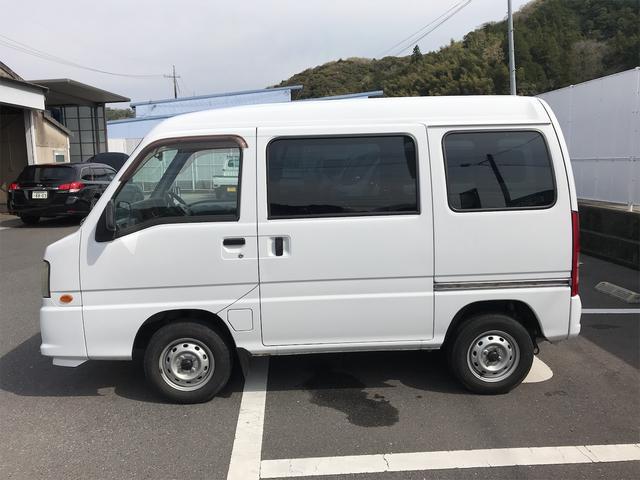 「スバル」「サンバーバン」「軽自動車」「山口県」の中古車5