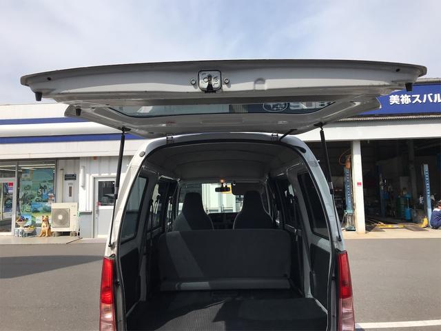 「スバル」「サンバーバン」「軽自動車」「山口県」の中古車32