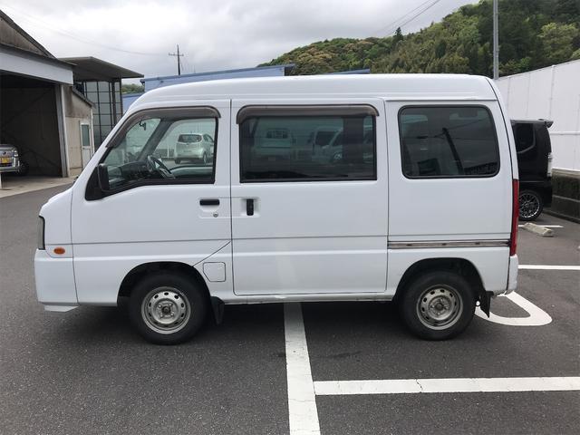 「スバル」「サンバーバン」「軽自動車」「山口県」の中古車6