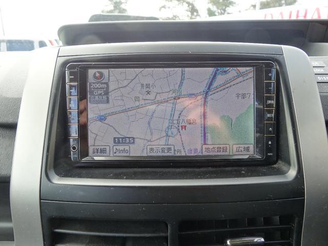 トヨタ ノア Si 両側パワースライドドア HDDナビ フルセグTV