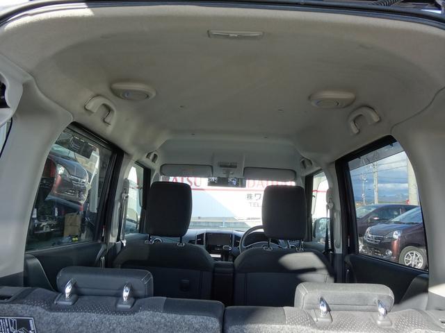 リミテッドII 両側パワスラ ナビ プッシュスタート 両側オートスライドドア シートヒーター ナビ スマートキー 盗難防止システム DVD再生 HDDナビ キーレス(12枚目)