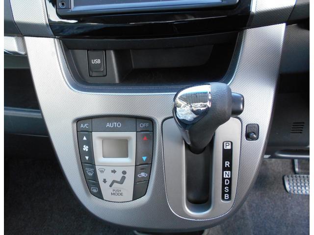 カスタム Xリミテッド Bカメ スマキー SDナビ ナビTV ワンセグ キーフリー ABS オートエアコン 盗難防止装置(11枚目)