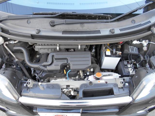 カスタム Xリミテッド Bカメ スマキー SDナビ ナビTV ワンセグ キーフリー ABS オートエアコン 盗難防止装置(17枚目)