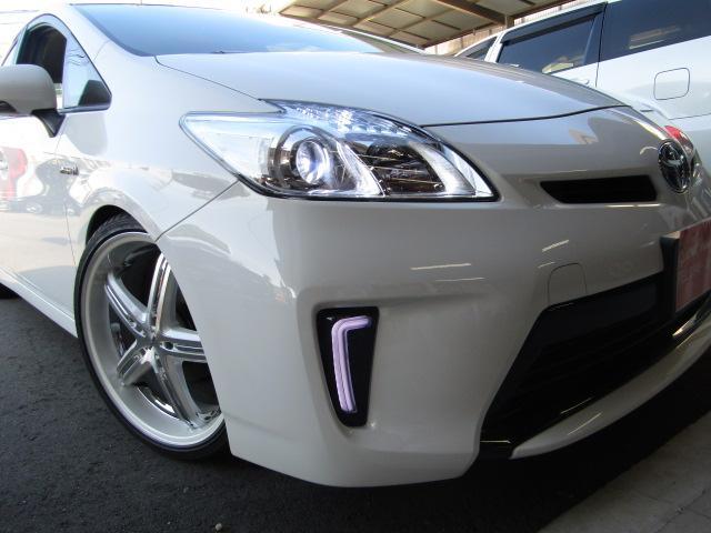 L新品車高調新品9型ナビ新品19インチ新品タイヤ新品ハンドル(19枚目)