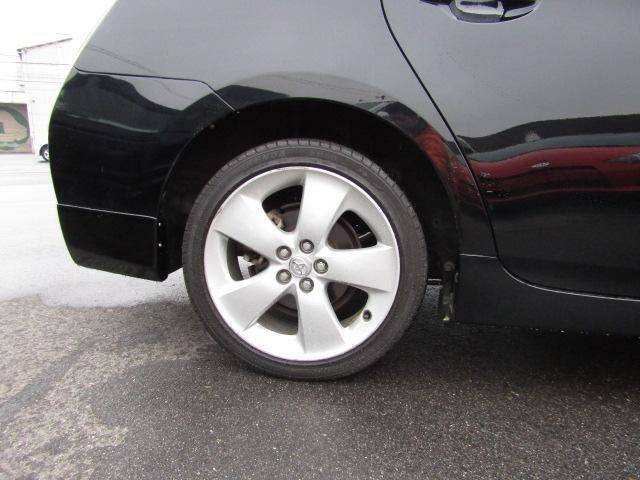 トヨタ プリウス Sサンルーフ後期仕様HIDライト新品レザー調シートカバー