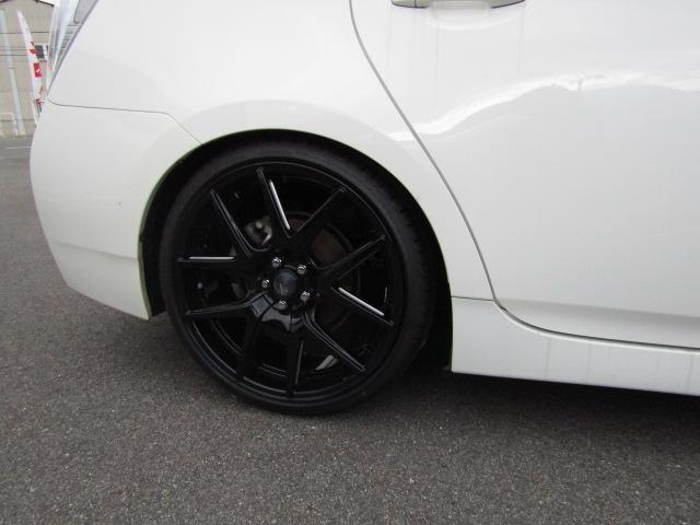 L新品車高調新品19インチ新品8型ナビ新品エイムゲインバンパ(5枚目)