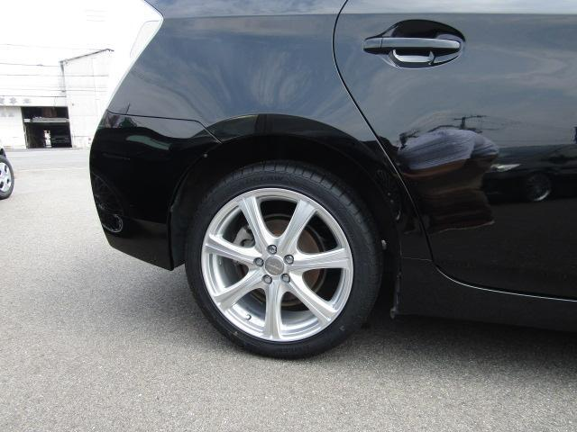 L新品17インチAW新品タイヤ新品LEDライトLEDフォグ(6枚目)