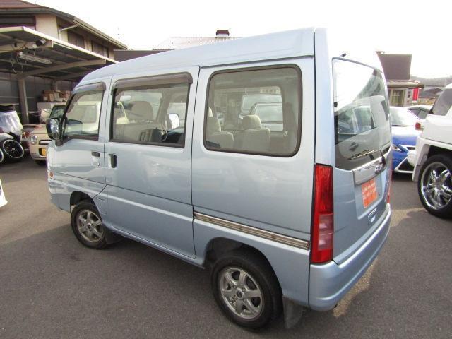 「スバル」「サンバーバン」「軽自動車」「広島県」の中古車7