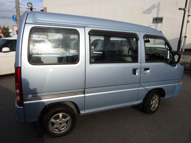 「スバル」「サンバーバン」「軽自動車」「広島県」の中古車9