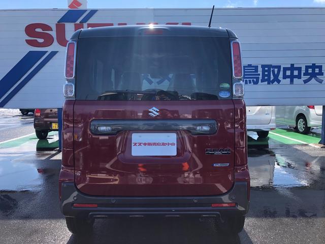 ハイブリッドXZ 届け出済未使用車・両側電動スライドドア・LEDヘッドライト・LEDフォグ・ルーフレール・シートヒーター・クルコン(3枚目)