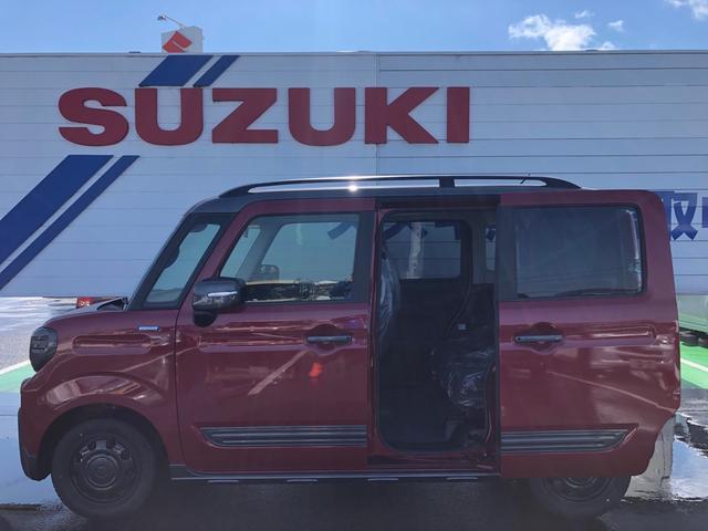 ハイブリッドXZ 届け出済未使用車・両側電動スライドドア・LEDヘッドライト・LEDフォグ・ルーフレール・シートヒーター・クルコン(6枚目)
