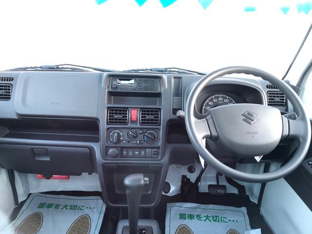 KCスペシャル 届け出済未使用車・4WD・キーレス・パワーウィンドウ・3AT(14枚目)