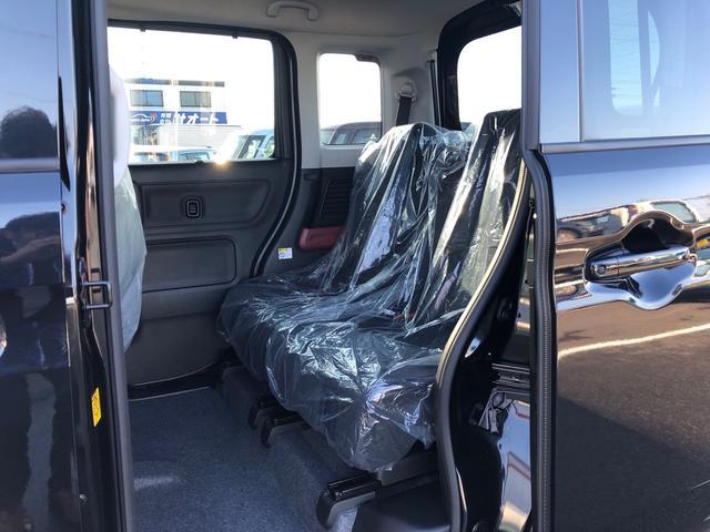 ハイブリッドX 届け出済未使用車・4WD・全方位カメラ・両側電動スライドドア・シートヒーター・コーナーセンサー(18枚目)