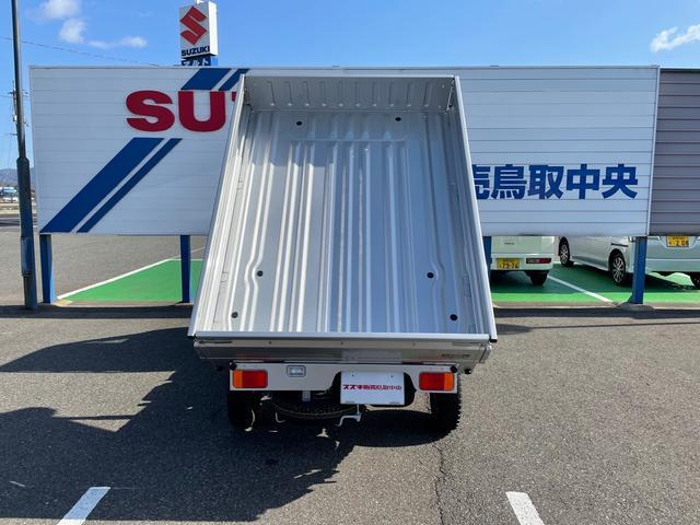 キンタロウダンプ 届け出済み未使用車・4WD・三方開き・ダンプ(5枚目)