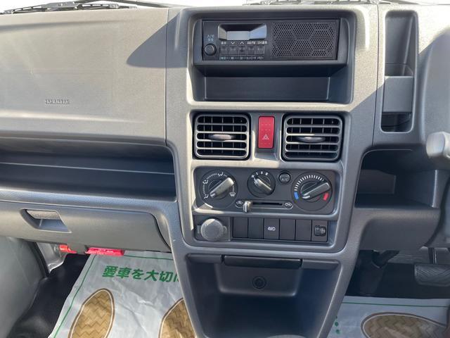 キンタロウダンプ 届け出済み未使用車・4WD・三方開き・ダンプ(21枚目)