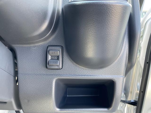 キンタロウダンプ 届け出済み未使用車・4WD・三方開き・ダンプ(22枚目)