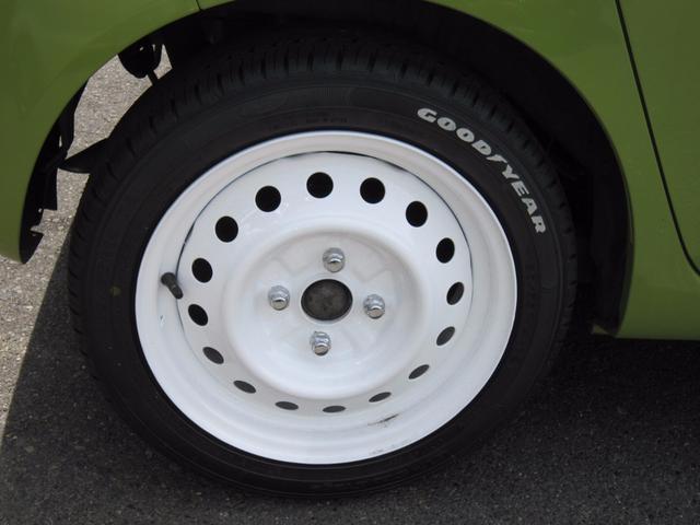 ダイハツ エッセ X ローダウン メモリーワンセグナビ ETC タイヤ4本新品