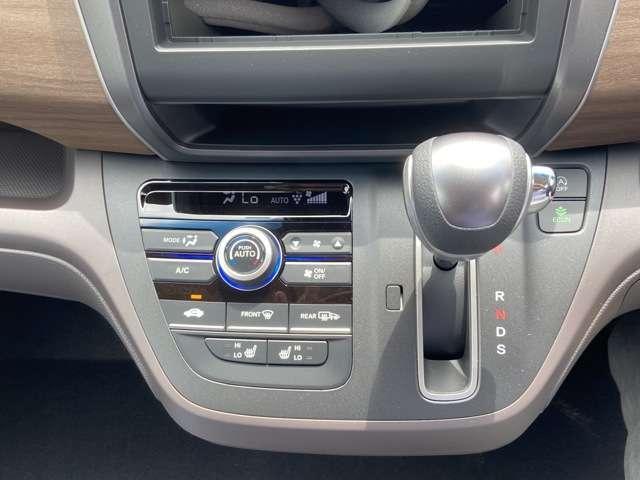 G・ホンダセンシング Cパッケージ オートリトラミラー スマキー 追突被害軽減B 左右電動スライド Bカメ LEDヘッド エアコン シートヒーター クルコン アイスト ETC車載器 盗難防止装置 キーレス ABS 3列(13枚目)
