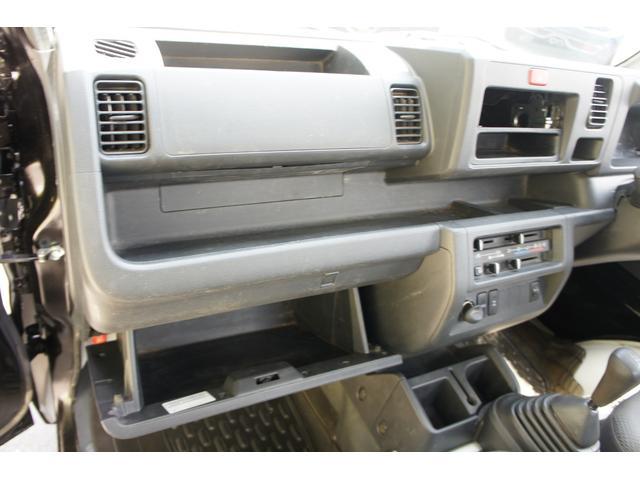 スタンダード 農用スペシャル 4WD 5速MT エアコン 車検整備付き(19枚目)
