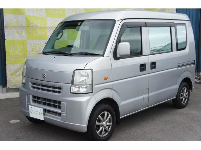 「スズキ」「エブリイ」「コンパクトカー」「鳥取県」の中古車7