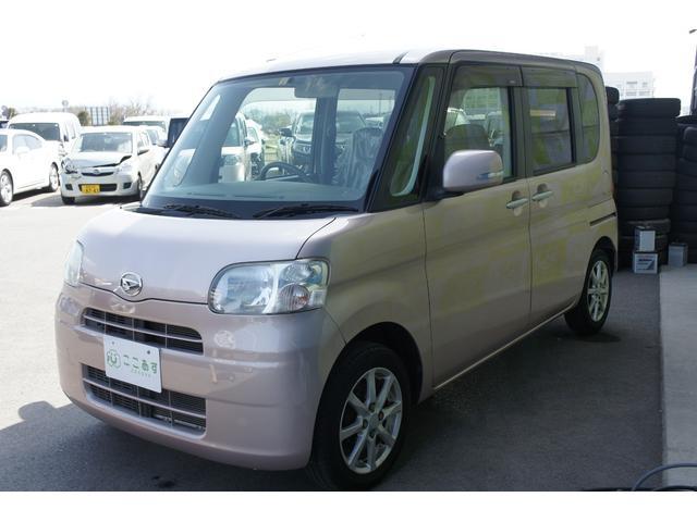 「ダイハツ」「タント」「コンパクトカー」「鳥取県」の中古車6