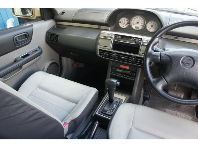X 4WD カセットテープ ラジオ(21枚目)