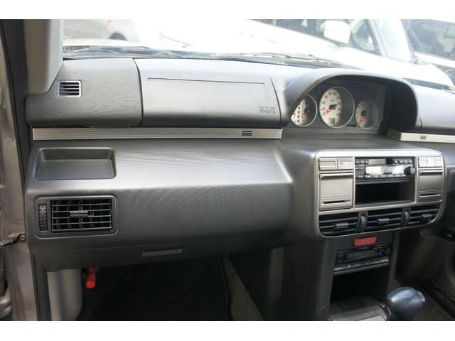 X 4WD カセットテープ ラジオ(28枚目)